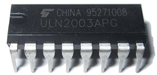 ULN2003 ULN2003APG High Voltage High Current Darlington Transistor Array DIP16 3 Pack