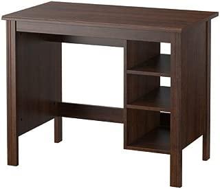 Ikea BRUSALI Desk, brown