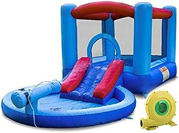 Kangaroo Kastle Inflatable Water Slide and Bounce House