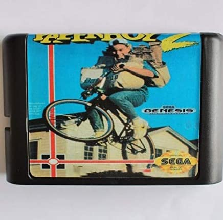 By Photo Congress || Paperboy 2 Genesis Rom