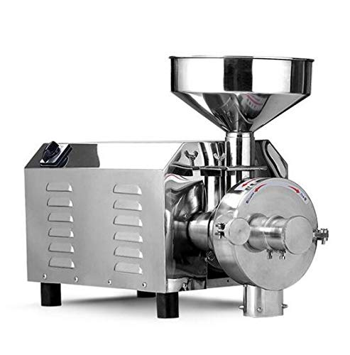 Getreide Gewürze Kräuter Getreide Kaffee Trockenfutter Mühle 1500w Schleifmaschine Mahlgut Mühle Hausmedizin Mehl Pulver Brecher