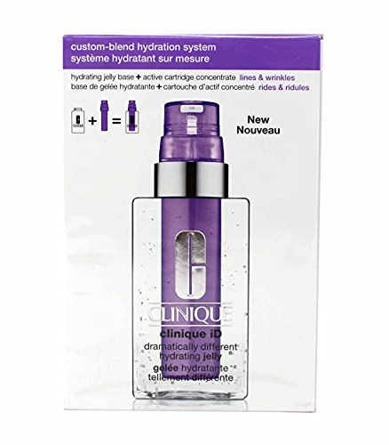 Clinique Clinique ID Dramatically Different Oil-Control Gel Base + Lines and Wrinkles Gesichtsgel, 125 ml