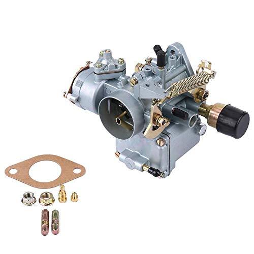 KSTE Vergaser, 12-V-Vergaser mit elektrischer Drossel, Zinklegierungsvergaser for Käfer 34 PICT-3 113129031K 98-1289-B