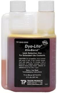 Tracer Dye-Lite Rite-Blend Dye, 8 oz. bottle (TP3940-0008)