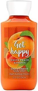 【Bath&Body Works/バス&ボディワークス】 ボディローション ホワイトピーチサングリア Body Lotion White Peach Sangrias 8 fl oz / 236 mL [並行輸入品]
