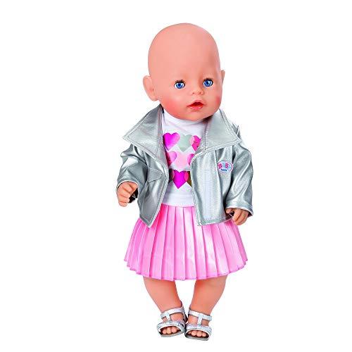 Zapf Creation 824931 Baby Born Deluxe Trendsetter, bunt