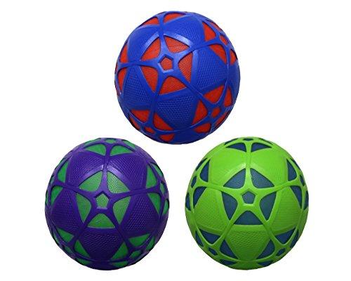 SwimWays – 6038062 – Voetbal verlicht reactorz – kleur willekeurig