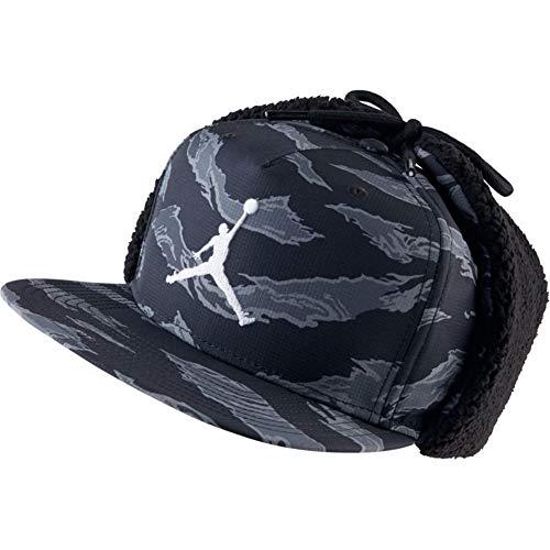 Nike Cappello Cappellino Regolabile Jordan Pro Shield Nero AA5748-010