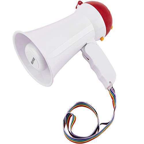 BeMatik - Megaphone with siren 5W