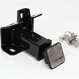 Trailer Hitch Receiver With Cover Fit For Land Rover Discovery 3 4 LR3 LR4 Accessories Series Towing