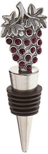Fashioncraft Vineyard Collection Wine Bottle Stopper Favors