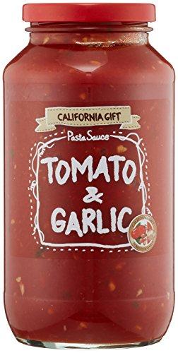 カリフォルニア・ギフト パスタソース・トマト&ガーリック 708g