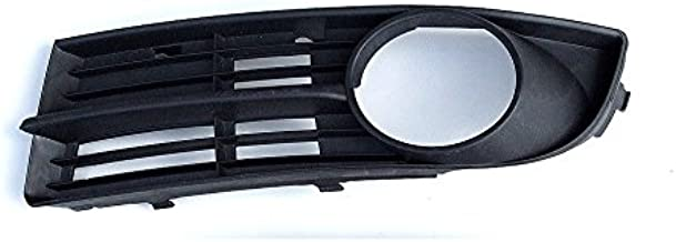 Gitter Blende f/ür Nebelscheinwerfer Sto/ßstange Links Neu Hochwertig ABS Plastik Schwarz Passgenau