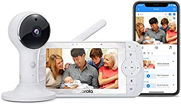 Motorola Connect60 by Hubble Connected Video Baby Monitor - 5