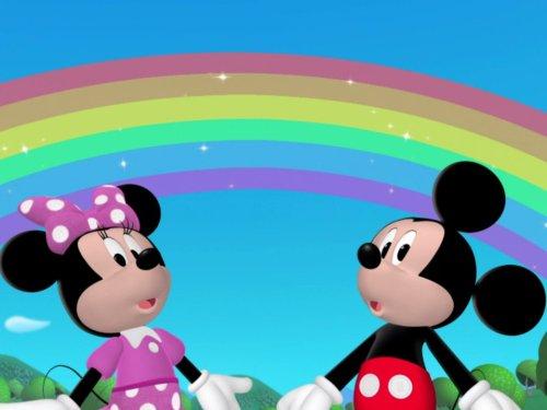 Minnie's Rainbow