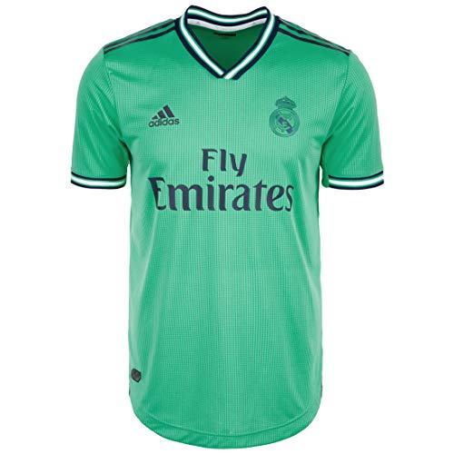 adidas Performance Real Madrid Trikot 3rd Authentic 2019/2020 Herren grün, S