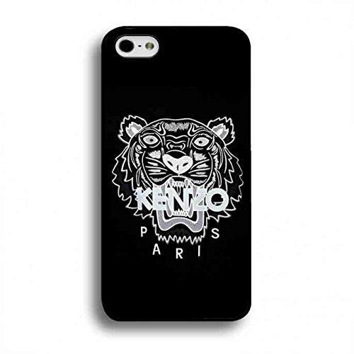 Kenzo Tiger Coque de protection en silicone pour Apple iPhone 6 Plus/iPhone 6S&Plus (5,5 pouces), Avec le logo Kenzo