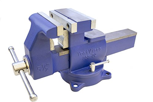 Yost Tools 865-D2 Industrial Grade 6.5' Reversible Vise