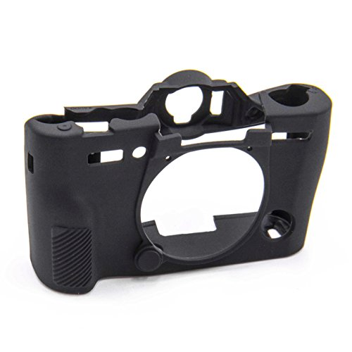 vhbw cámara Cubierta Bolsa Compatible con Fuji/Fujifilm XT10, XT20 cámara - Silicona...