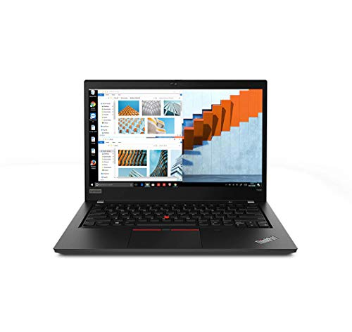 "Lenovo ThinkPad T490 20N20008US 14"" Notebook - 1366 X 768 - Core i5 I5-8265U - 8 GB RAM - 256 GB SSD - Glossy Black - Windows 10 Pro 64-bit - Intel UHD Graphics 620 - Twisted Nematic (TN) - Engli"