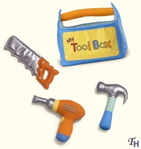 Bright Beginnings Tool Box Playset by Russ Berrie