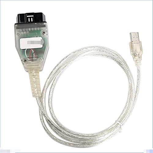 NERR YULUBAIHUO Adatto per VAG Can PRO PRO Can Bus + UDS + K-Line SW V5.5.1 con FT232RL Scanner VCP OBD 2 Auto Diagnostica Diagnostica Strumento Strumento Supporto Multi-linguaggio