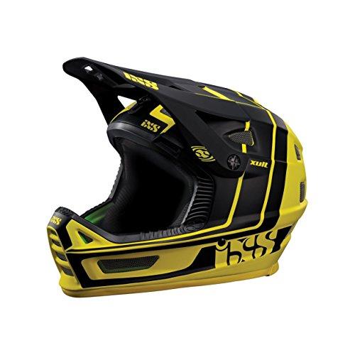 IXS, casco da downhill-MTB Xult, giallo, taglia L/XL
