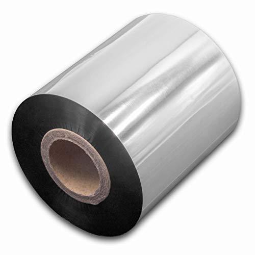 vhbw wischfest Thermotransfer-Band schwarz 70mm 300m passend für Drucker Etikettendrucker Printronix T4M, T5204, T5206, T5208, T5306, T5308
