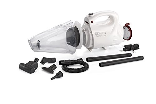 Black+Decker VH802 800-Watt, 900ml dustbowl,150...