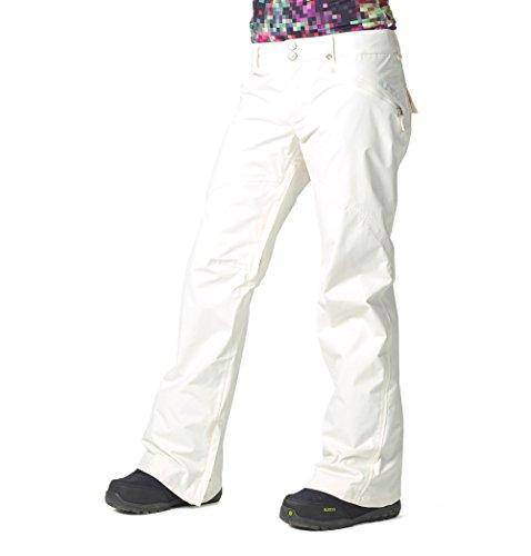 Burton Damen Snowboardhose WB, stout white, L, 10100102101