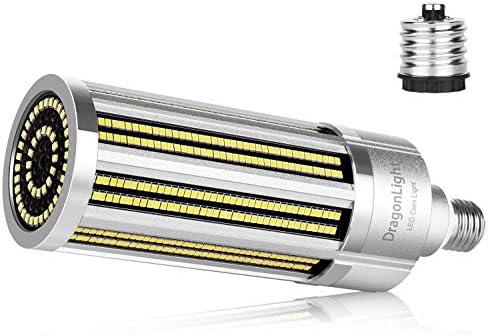 DragonLight 80W Commercial Grade Corn LED Light Bulb Fanless 600 Watt Equivalent E26 E39 Large product image