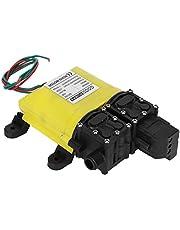 12V 120W 8L Drukpomp Membraanpomp Membraan Hogedrukpomp met Koperen Connector Automatische Waterinjectie Pomp
