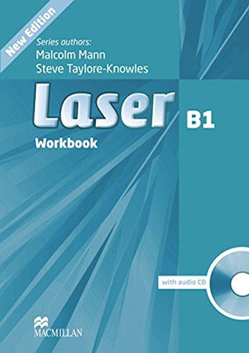 Laser B1/Workbook with Audio-CD without Key