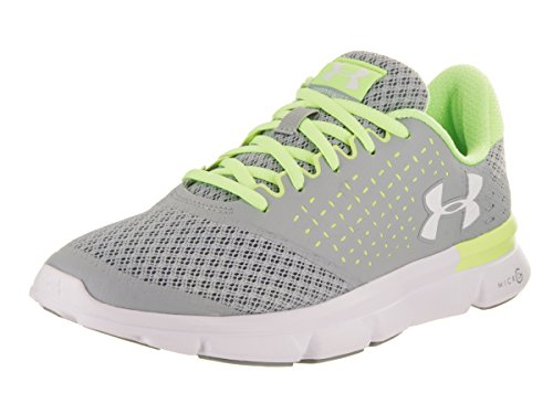 Under Armour UA W Micro G Speed Swift 2, Zapatillas de Running Mujer, Gris (Overcast Gray 941), 35 EU