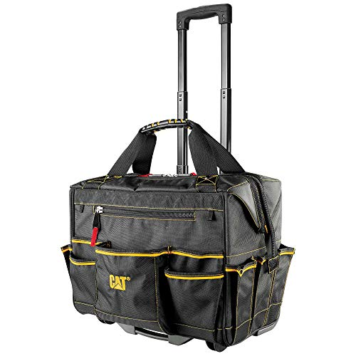 "Caterpillar - 18"" Pro Rolling Tool Bag, Workspace Organization, Bags & Pack, (980198N)"