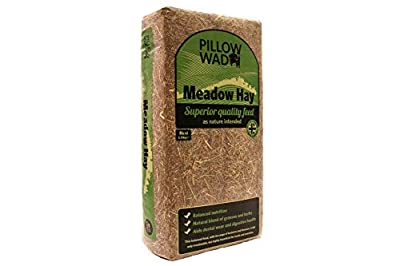 Pillow Wad Maxi Meadow Hay 3.75Kg by Pillow Wad