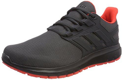 adidas Damen Energy Cloud 2.0 Traillaufschuhe, Grau (Carbon/Carbon/Roalre 000), 39 1/3 EU