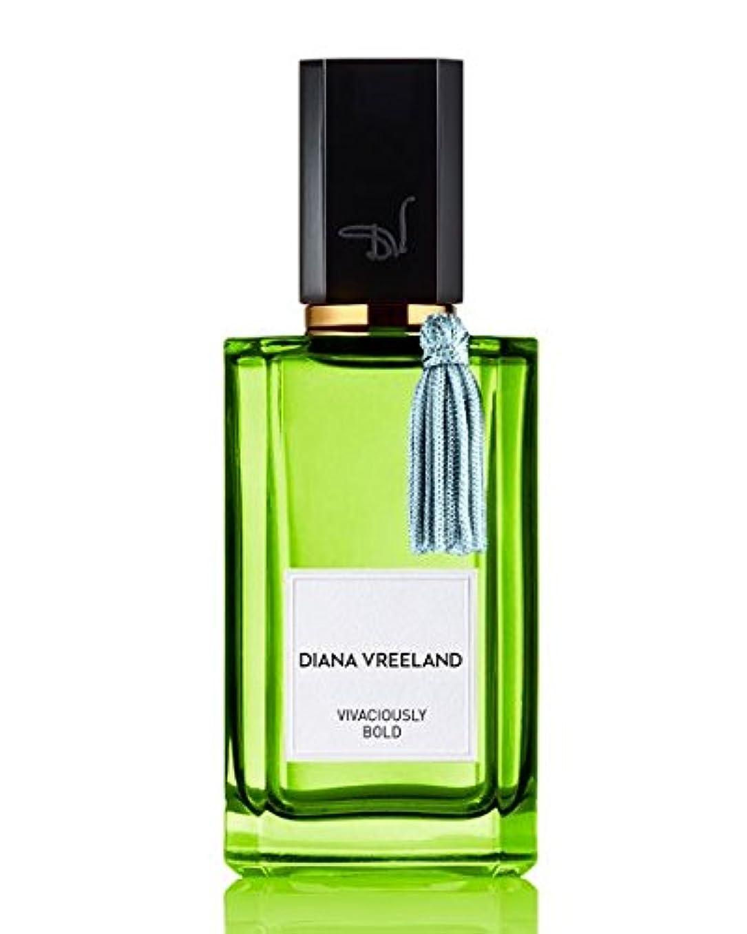 ブラスト振り返る繁栄Diana Vreeland Vivaciously Bold (ダイアナ ヴリーランド ビバシャスリー ボルド)1.7 oz (50ml) EDP Spray