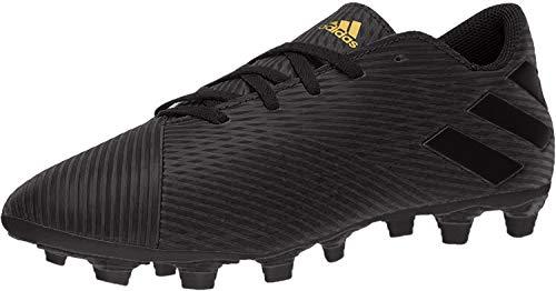adidas Men's Nemeziz 19.4 Firm Ground Soccer Shoe, Utility Black, 8.5 M US