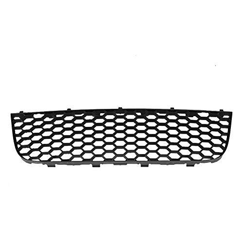 AnterioreGriglia a Nido d'ape Fendinebbia Coperchio Griglia Esagonale Stile Paraurti Anteriore in ABS per Golf GTI MK5 Jetta 5