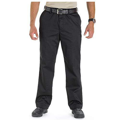 5.11 Tactical Men's Twill Covert Khaki 2.0 Company Work Uniform Pants, Teflon Finish, Style 74332
