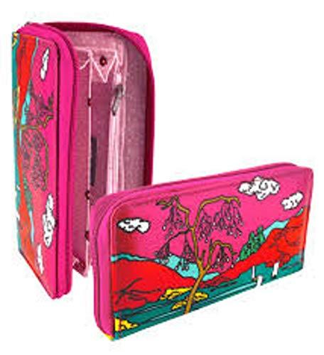 Pylônes, Damen-Geldbörse Mehrfarbig mehrfarbig