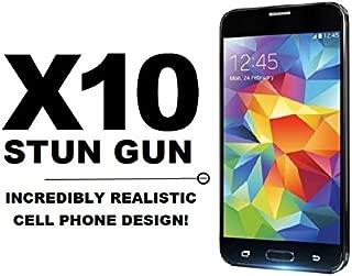 MyPhaser X10 Police Grade Stun Gun - 10 Million Volts