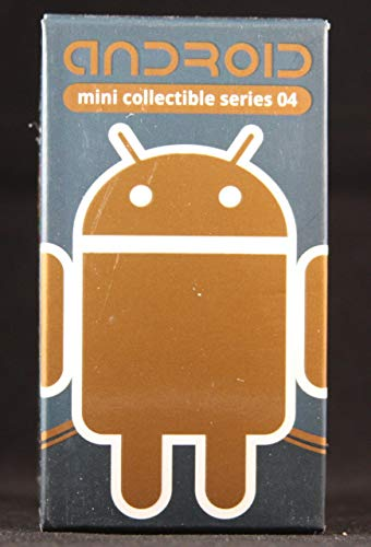 Android Mini Series 04 Collectible Figure 3-inch (Blind-Box