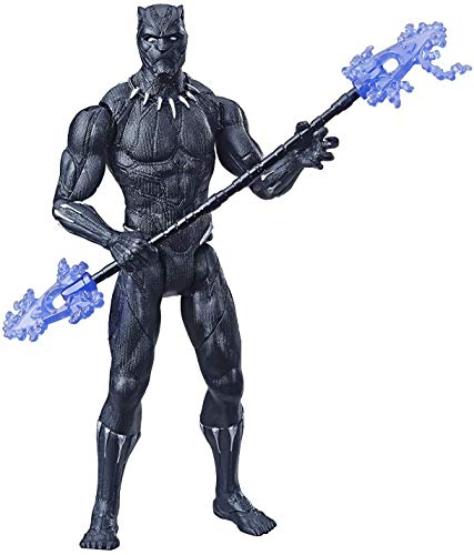 Avengers Marvel Black Panther 6'-Scale Marvel Super Hero Action Figure Toy