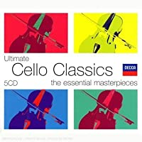 Ultimate Cello [5 CD] by Various Artists (2007-09-11)