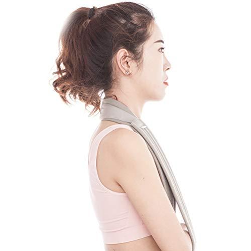HEALLILY Arm Sling Shoulder Immobilizer Adjustable Arm Support Strap for Broken Arm Immobilizer Wrist Elbow Support Size L (Grey)