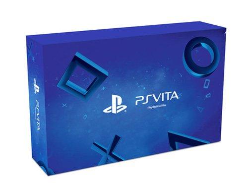 PlayStation Vita - Pre-Order Box PS Vita con Auricolari