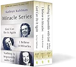 Kathryn Kuhlman Miracle Box Set: I Believe in Miracles / God Can Do It Again / Nothing Is Impossible with God