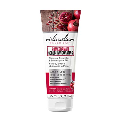 Naturalium Pomegranate Scrub Invigorating 175 Ml - 175 ml.